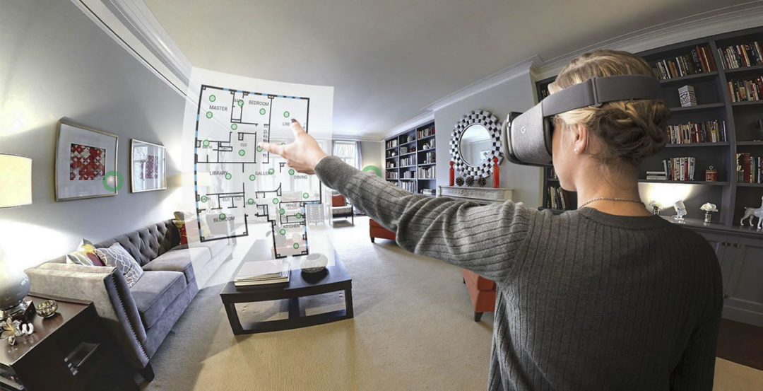virtual reality real estate tours
